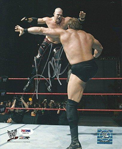 KANE Signed 8x10 Photo COA Picture WWE Autograph Pro Wres...
