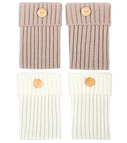 Dimore Crochet Pattern Beige White