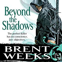 Beyond the Shadows: Night Angel Trilogy, Book 3