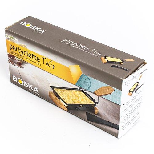Mini Raclette Machine (Partyclette ToGO) (3 pound)