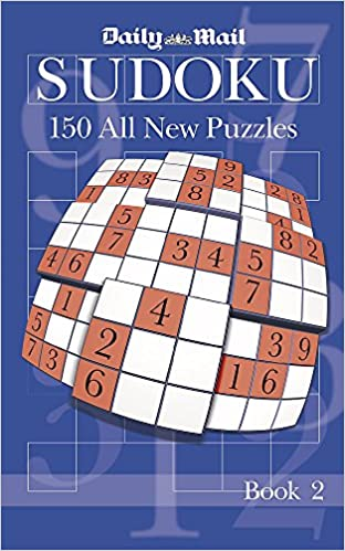 The Daily Mail Book of Sudoku: Bk  2: Anon: 9780340898185