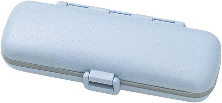 SUPVOX Organizador de cajas de pastillas Caja de almacenamiento ...
