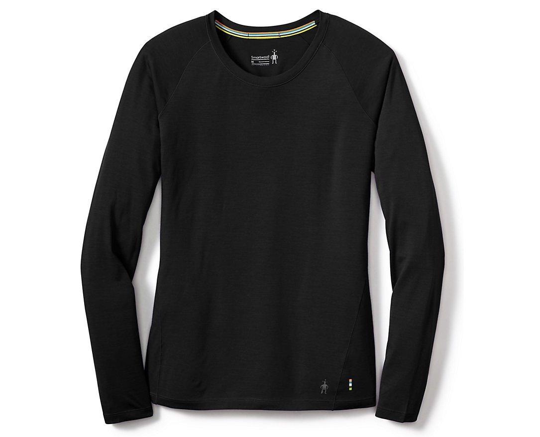 Smartwool Women's Merino 150 Baselayer Long Sleeve (Black) Medium by SmartWool (Image #2)