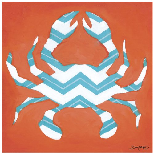 (Thirstystone Occasions Trivet, Crabby, Multicolor)