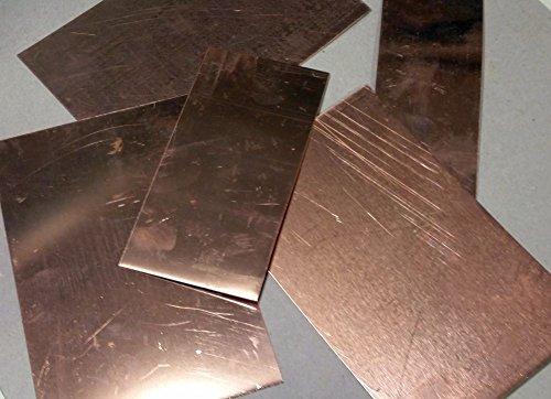 Copper 1 Sheet - 8