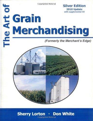 the art of grain merchandising - 6