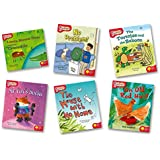 Oxford Reading Tree: Level 4: Snapdragons: Pack (6 books, 1 of each title)