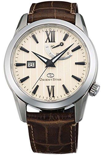 ORIENT watch ORIENTSTAR mechanical Ivory WZ0361EL Men