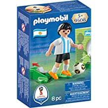 PLAYMOBIL® Soccer Player Argentina Buildable Figure