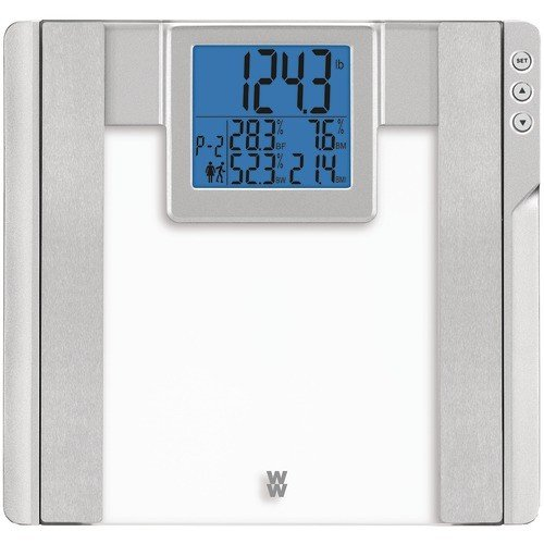 Weight Watchers WW721 Glass Body Analysis Scale