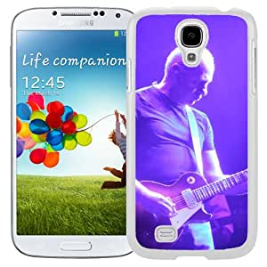 Beautiful Designed Cover Case With Mark Knopfler Guitar Light Microphone Play (2) For Samsung Galaxy S4 I9500 i337 M919 i545 r970 l720 Phone Case