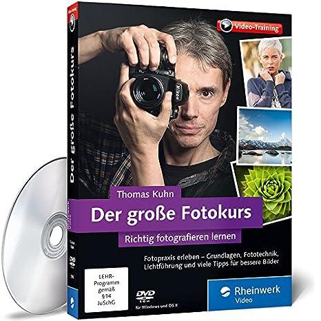 RICHTIG FOTOGRAFIEREN LERNEN EPUB