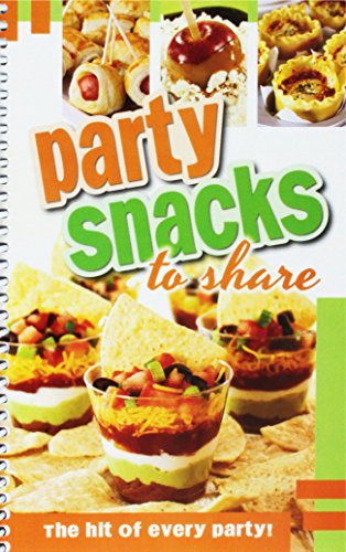 Party Snacks to Share by CQ Products