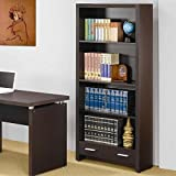 Coaster Home Furnishings Papineau Bookcase Review