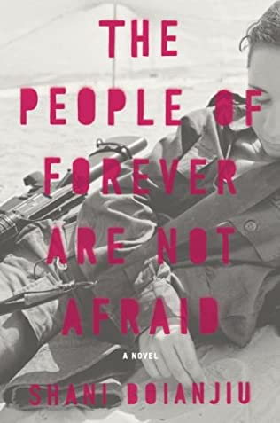 book cover of The People of Forever Are Not Afraid
