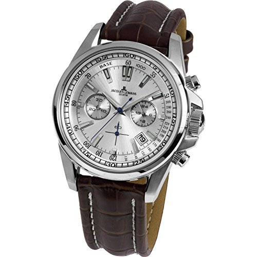 Jacques Lemans Liverpool 1-1117.1BN Mens Chronograph Design Highlight
