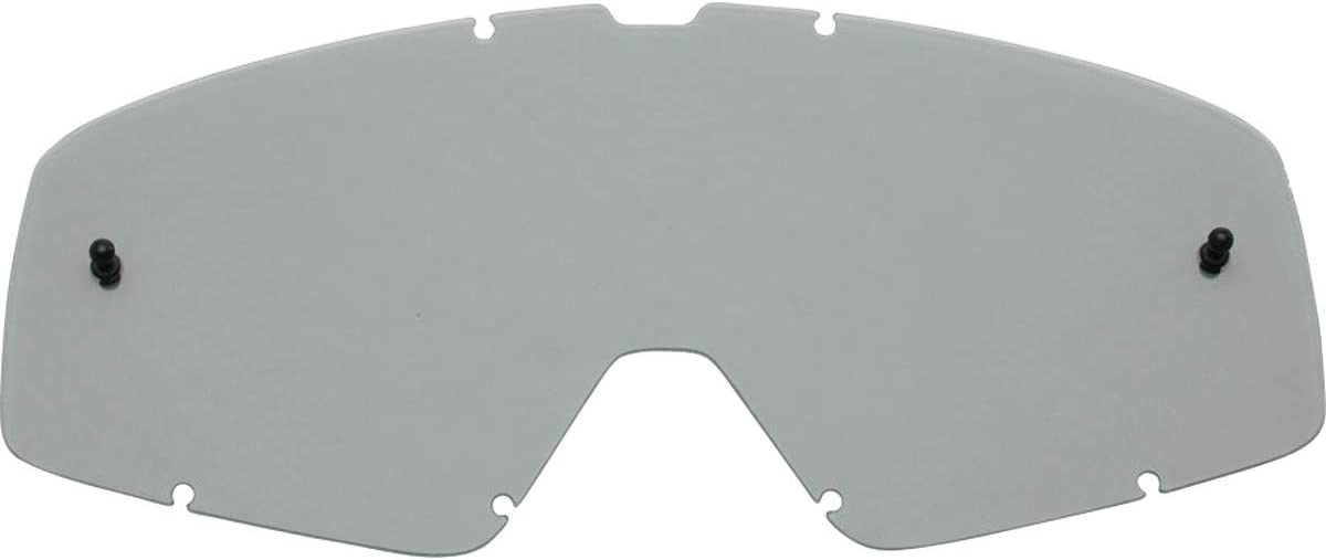 Clear//One Size Fly Racing Mens Tear-Off Lens Off-Road Motorcycle Goggle Accessories