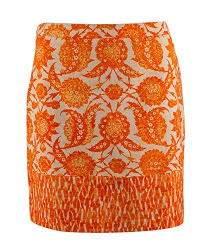 MICHAEL Michael Kors Women's Patterned Mini Skirt-C-12
