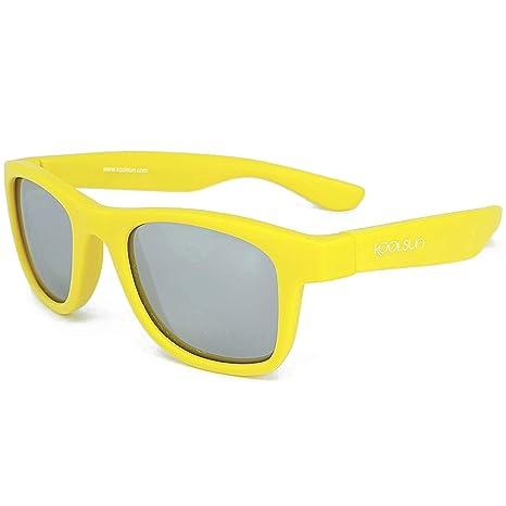 Koolsun Wave - Gafas de sol para niños, caña de oro ocre - 1 ...