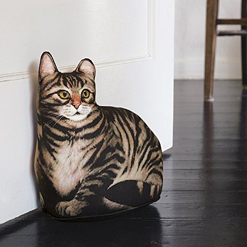 Fiddler's Elbow FE75 Brown Tabby Doorstop