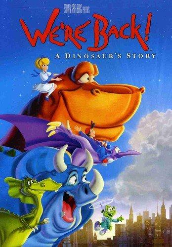 We're Back! A Dinosaur's Story (Sous-titres français) John Goodman Blaze Berdahl Rhea Perlman Jay Leno