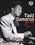 Vol. 99, Tadd Dameron - Soultrane (Book & CD Set) (Play-a-long)