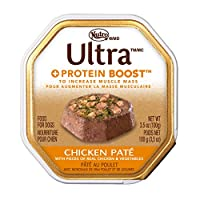 NUTRO ULTRA Protein Boost Adult Wet Dog Food, Chicken Pate, 3.5 oz. (Pack of 24)