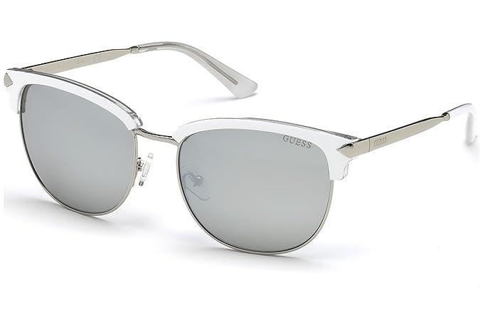 8e3529862c5 GUESS Unisex Adults  GU7482 21C 55 Sunglasses