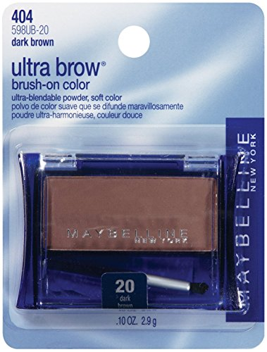Maybelline New York Ultra-Brow Brow Powder,Shade #20 / #404
