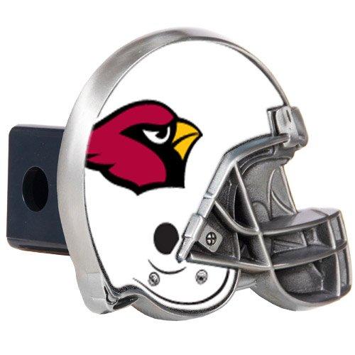 Products Arizona Cardinals Helmet - Great American Products NFL Arizona Cardinals Helmet Trailer Hitch Cover