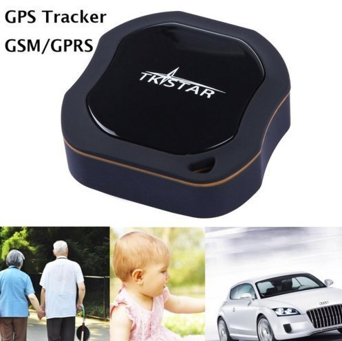 Activity Tracker Waterproof,Hangang GPS Tracker for Kids/Pets/Vehicles/Elderly Activity Monitor Real-time Remote Locator Anti Lost - Best Gifts by Hangang
