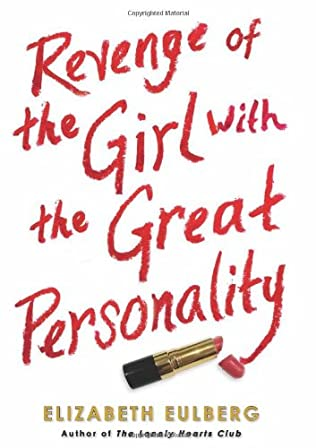 book cover of Revenge of the Girl With the Great Personality