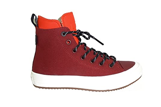 Converse Chuck Taylor All Star II Climate Compteur Sec Chaussures Imperméables (39.5 EU, Rouge)