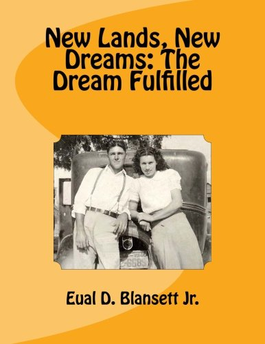 Download New Lands, New Dreams: The Dream Fulfilled PDF