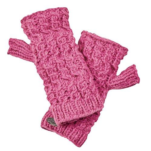 Pink 100% Wool - 9