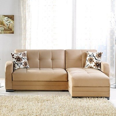 Kubo Sectional in Rainbow Dark Beige -  - sofas-couches, living-room-furniture, living-room - 51jhQoND 5L. SS400  -