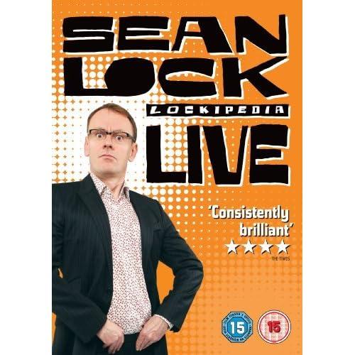 Sean Lock - Lockipedia Live [DVD]