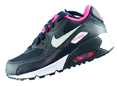 Amazon.com | NIKE Air Max 90 Mesh (PS) Girls Sneaker (11.5 M US Little Kid) | Sneakers