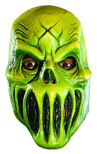 Rubies Child's Alienated 3/4 Vinyl Mask (Alien Child Mask)