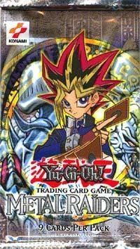 YuGiOh Metal Raiders 24 Count Booster Pack Box Lot by Yu-Gi-Oh!