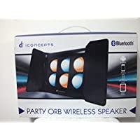 Vivitar Party Orb Wireless Bluetooth Speaker