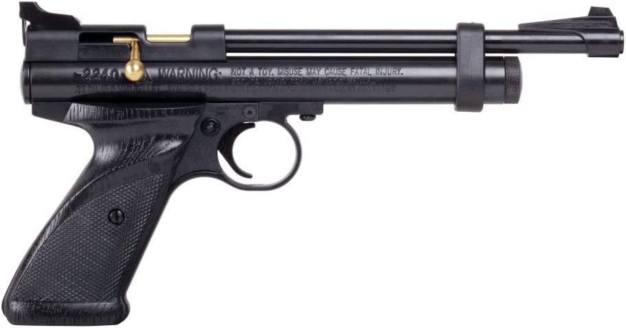 Crosman 2240 Perno acción co2-powered .22 Pistola