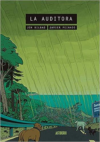 La auditora (Sillón Orejero): Amazon.es: Bilbao, Jon, Peinado, Javier: Libros