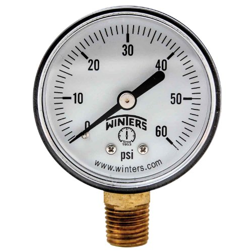 winters-pem-series-plastic-dual-scale-economical-all-purpose-pressure-gauge-with-brass-internals-0-6