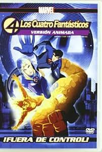 Los Cuatro Fantasticos (Animada) (Dvd Import) (European Format - Region 2)