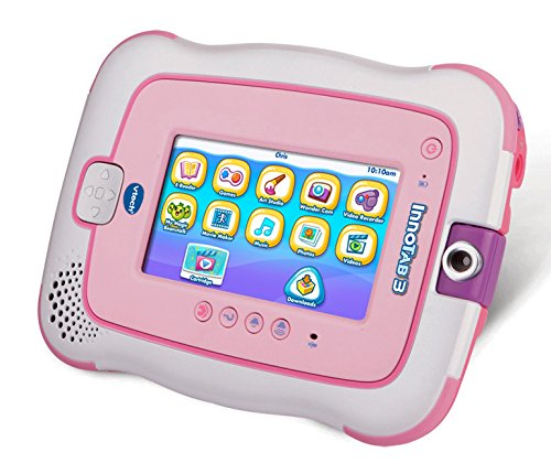 VTech InnoTab 3 Plus Kids Tablet – Pink