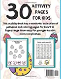 I Spy Easter Activity Book For Kids Ages 4-8: A Fun
