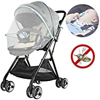 Xeababy Camping and Travel Stroller Mosquito Net (Blue)