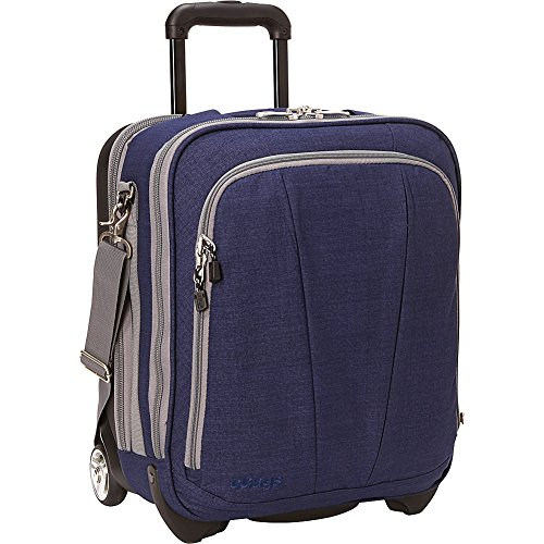 eBags TLS Vertical Mobile Office (Brushed Indigo) ()