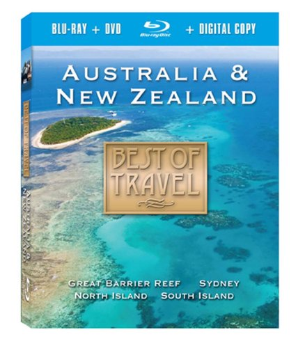 Best of Travel: Australia & New Zealand (Two-Discs Edition) [Blu-ray]